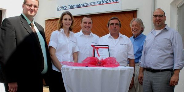 GöRo Temperaturmesstechnik GmbH nach ISO 9001 zertifiziert